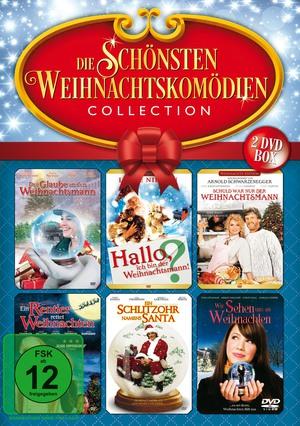 Die schönsten Weihnachtskomödien-Collection