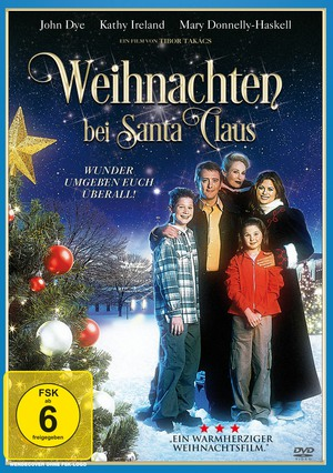 Weihnachten bei Santa Claus