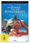 Vergrößerte Darstellung Cover: Der Junge mit der Schildkröte. Externe Website (neues Fenster)