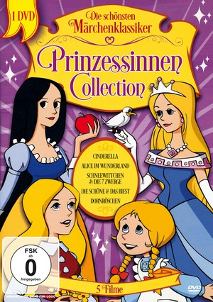 Die schönsten Märchenklassiker - Prinzessinnen Collection