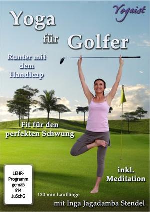 Yoga für Golfer