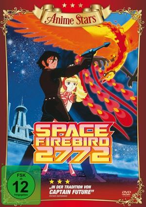 Anime Stars - Space Firebird 2772