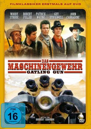 Das Maschinengewehr - Gatlin Gun