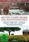 Vergrößerte Darstellung Cover: Die Auswanderer / Das Neue Land. Externe Website (neues Fenster)