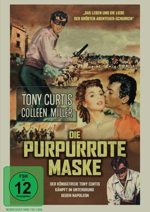 Die purpurrote Maske