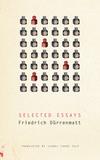 Vergrößerte Darstellung Cover: Selected Essays. Externe Website (neues Fenster)
