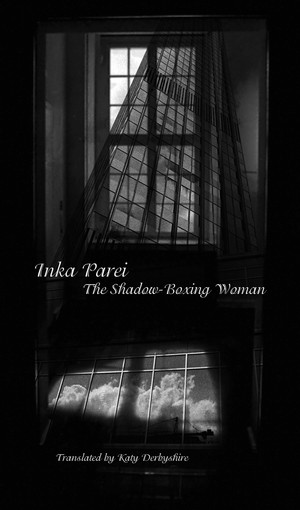 The shadow-boxing woman