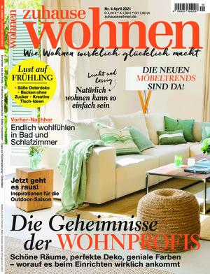Zuhause wohnen (04/2021)