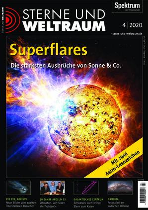 Sterne und Weltraum (04/2020)