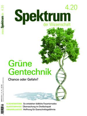 Spektrum der Wissenschaft (04/2020)