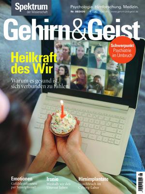Gehirn & Geist (08/2020)