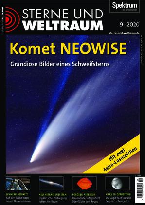 Sterne und Weltraum (09/2020)