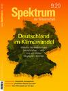 Spektrum der Wissenschaft (09/2020)