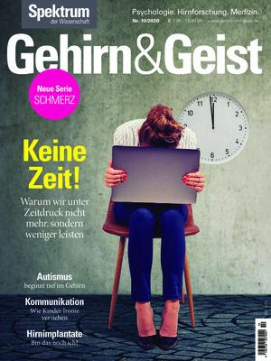 Gehirn & Geist (10/2020)