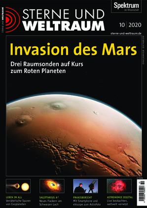 Sterne und Weltraum (10/2020)