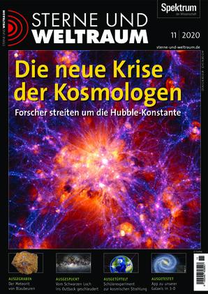 Sterne und Weltraum (11/2020)