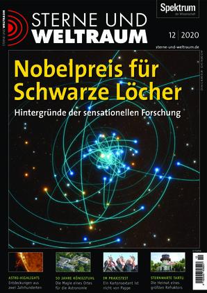 Sterne und Weltraum (12/2020)