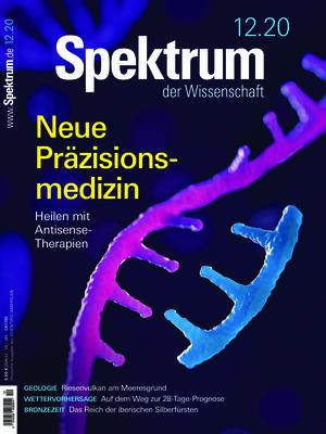Spektrum der Wissenschaft (12/2020)