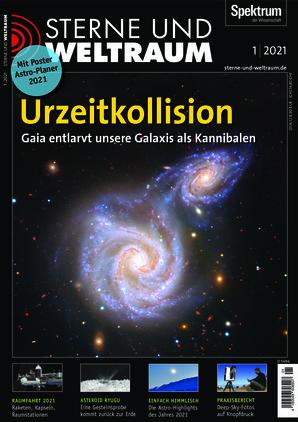 Sterne und Weltraum (01/2021)