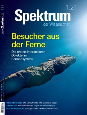 Spektrum der Wissenschaft (01/2021)