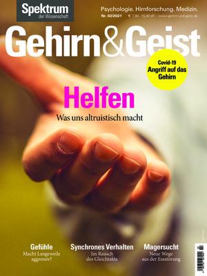 Gehirn & Geist (02/2021)