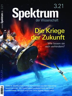 Spektrum der Wissenschaft (03/2021)