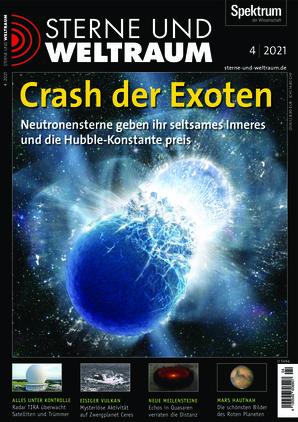 Sterne und Weltraum (04/2021)