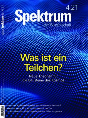 Spektrum der Wissenschaft (04/2021)