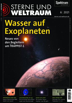 Sterne und Weltraum (06/2021)
