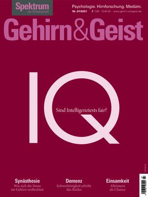 Gehirn & Geist (07/2021)