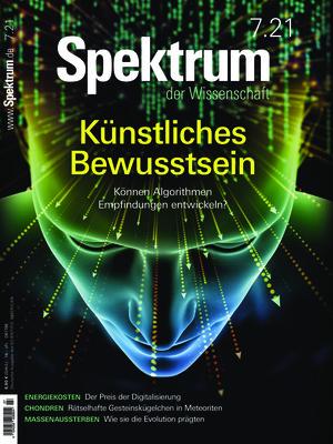 Spektrum der Wissenschaft (07/2021)
