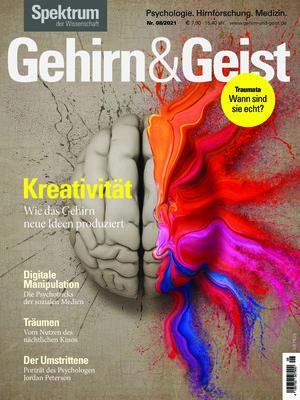 Gehirn & Geist (08/2021)
