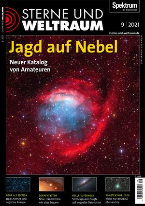 Sterne und Weltraum (09/2021)
