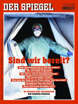 DER SPIEGEL Nr. 12/2020 (13.03.2020)