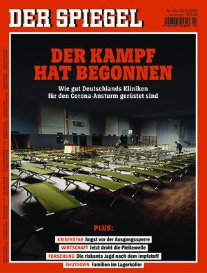 DER SPIEGEL Nr. 13/2020 (20.03.2020)
