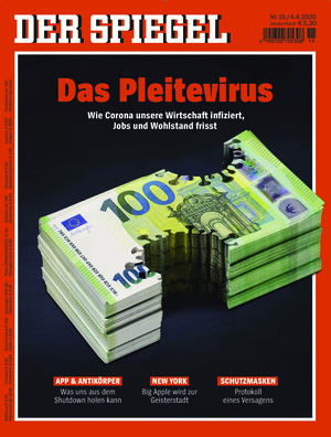 DER SPIEGEL Nr. 15/2020 (03.04.2020)