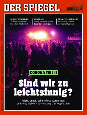 DER SPIEGEL Nr. 32/2020 (31.07.2020)