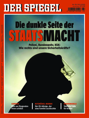 DER SPIEGEL Nr. 33/2020 (07.08.2020)