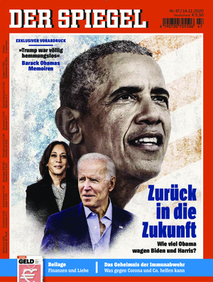 DER SPIEGEL Nr. 47/2020 (13.11.2020)