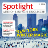 Spotlight Audio - New York winter magic
