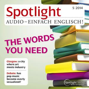 Spotlight Audio - The words you need