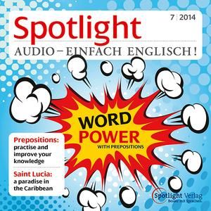 Spotlight Audio - Word Power with prepositions