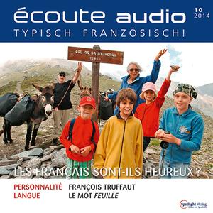 Écoute Audio - Les Français sont-ils heureux?