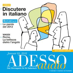 Adesso Audio - Discutere in italiano