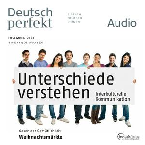 Deutsch perfekt Audio - Unterschiede verstehen