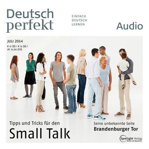 Deutsch perfekt Audio - Tipps und Tricks für den Small Talk