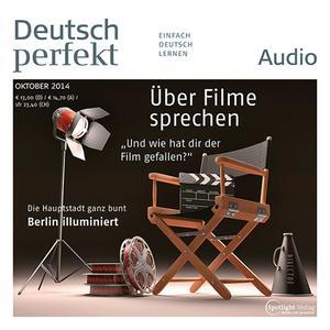 Deutsch perfekt Audio - Über Filme sprechen