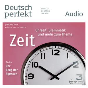 Deutsch perfekt Audio - Zeit