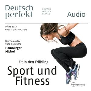 Deutsch perfekt Audio - Sport und Fitness