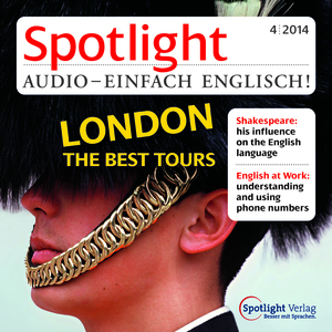 Spotlight Audio - London - the best tours